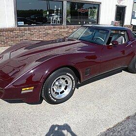 1981 Chevrolet Corvette Coupe for sale 100736345