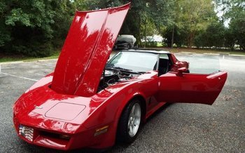 1981 Chevrolet Corvette Coupe for sale 100797434