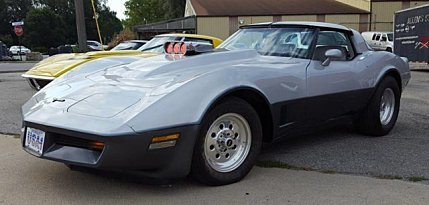1981 Chevrolet Corvette for sale 100817852