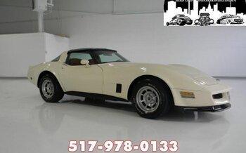 1981 Chevrolet Corvette Coupe for sale 100894147