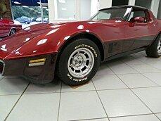 1981 Chevrolet Corvette for sale 100908124