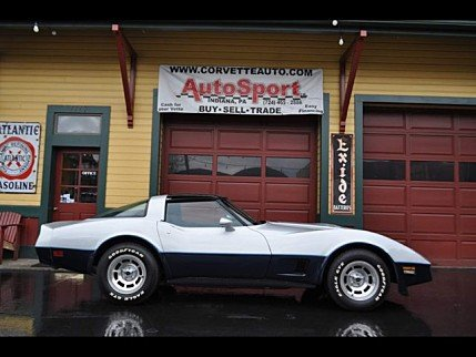 1981 Chevrolet Corvette Coupe for sale 100925909