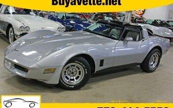 1981 Chevrolet Corvette Coupe for sale 100931642