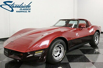 1981 Chevrolet Corvette for sale 100954373