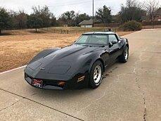 1981 Chevrolet Corvette for sale 100961843