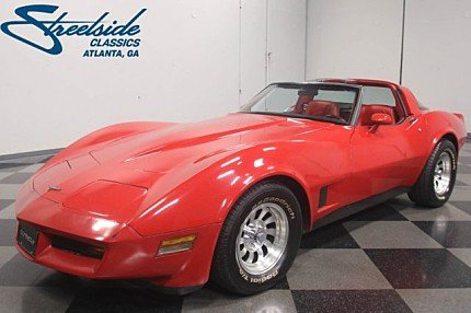 1981 Chevrolet Corvette Coupe for sale 100970388