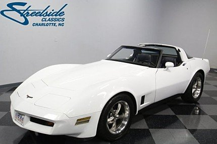 1981 Chevrolet Corvette for sale 100978148
