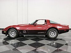 1981 Chevrolet Corvette Coupe for sale 100980842