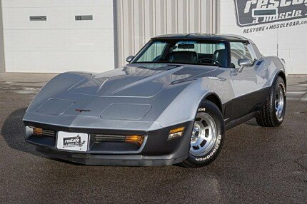 1981 Chevrolet Corvette Coupe for sale 100984264