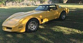 1981 Chevrolet Corvette for sale 100988720