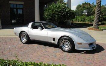 1981 Chevrolet Corvette Coupe for sale 100990188