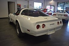 1981 Chevrolet Corvette Coupe for sale 100991678