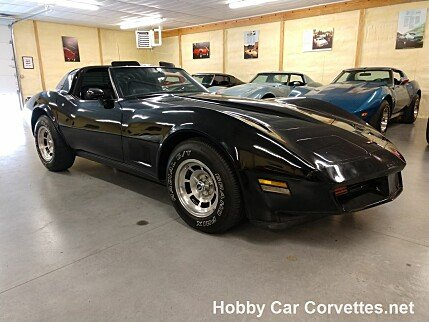 1981 Chevrolet Corvette Coupe for sale 101000976