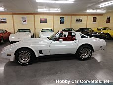 1981 Chevrolet Corvette Coupe for sale 101003195