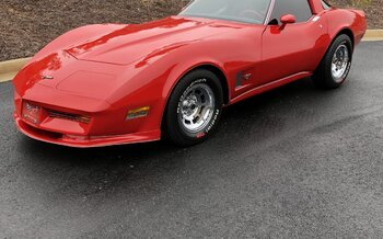 1981 Chevrolet Corvette Coupe for sale 101011845