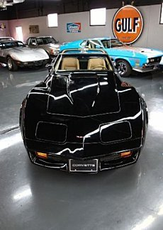 1981 Chevrolet Corvette for sale 101014636