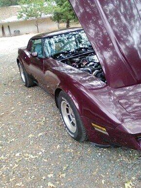 1981 Chevrolet Corvette for sale 101036201