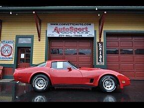 1981 Chevrolet Corvette Coupe for sale 101057890