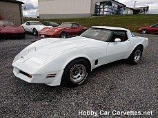 1981 Chevrolet Corvette for sale 100967913