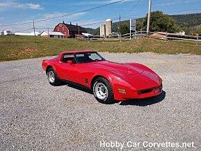 1981 Chevrolet Corvette for sale 100967930