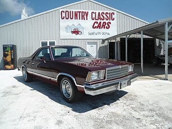 1981 Chevrolet El Camino for sale 100748677