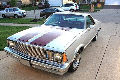 1981 Chevrolet El Camino Classics for Sale - Classics on Autotrader