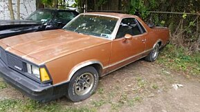 1981 Chevrolet El Camino for sale 100910746