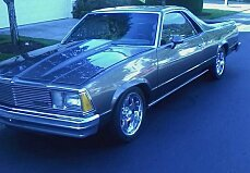 1981 Chevrolet El Camino for sale 100919413