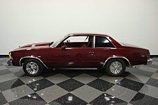 1981 Chevrolet Malibu Coupe for sale 100772238