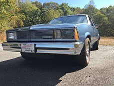 1981 Chevrolet Malibu for sale 100827327