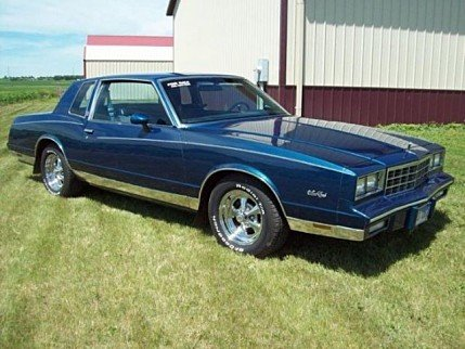 1981 Chevrolet Monte Carlo for sale 100827308