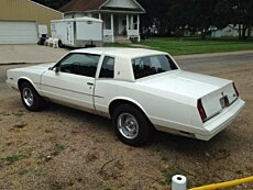 1981 Chevrolet Monte Carlo for sale 100840216