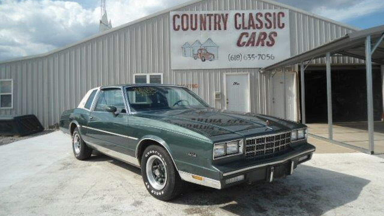 1981 Chevrolet Monte Carlo for sale 100748634