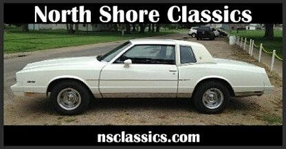 1981 Chevrolet Monte Carlo for sale 100819485