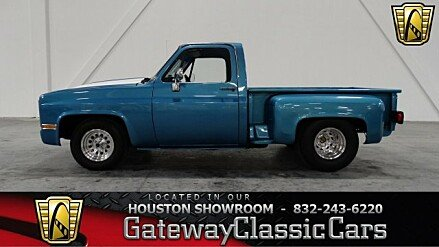1981 Chevrolet Silverado and other C/K1500 2WD Regular Cab for sale 100739864
