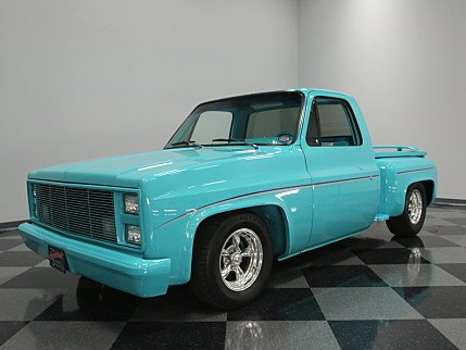 1981 Chevrolet Silverado and other C/K1500 2WD Regular Cab for sale 100774013