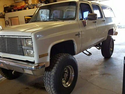 1981 Chevrolet Suburban for sale 100836534