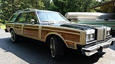 1981 Chrysler LeBaron Town & Country Wagon for sale 100856533