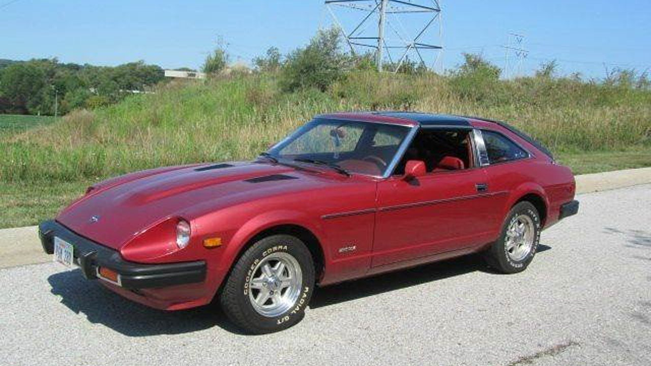 1981 Datsun 280ZX 2+2 for sale 100895045