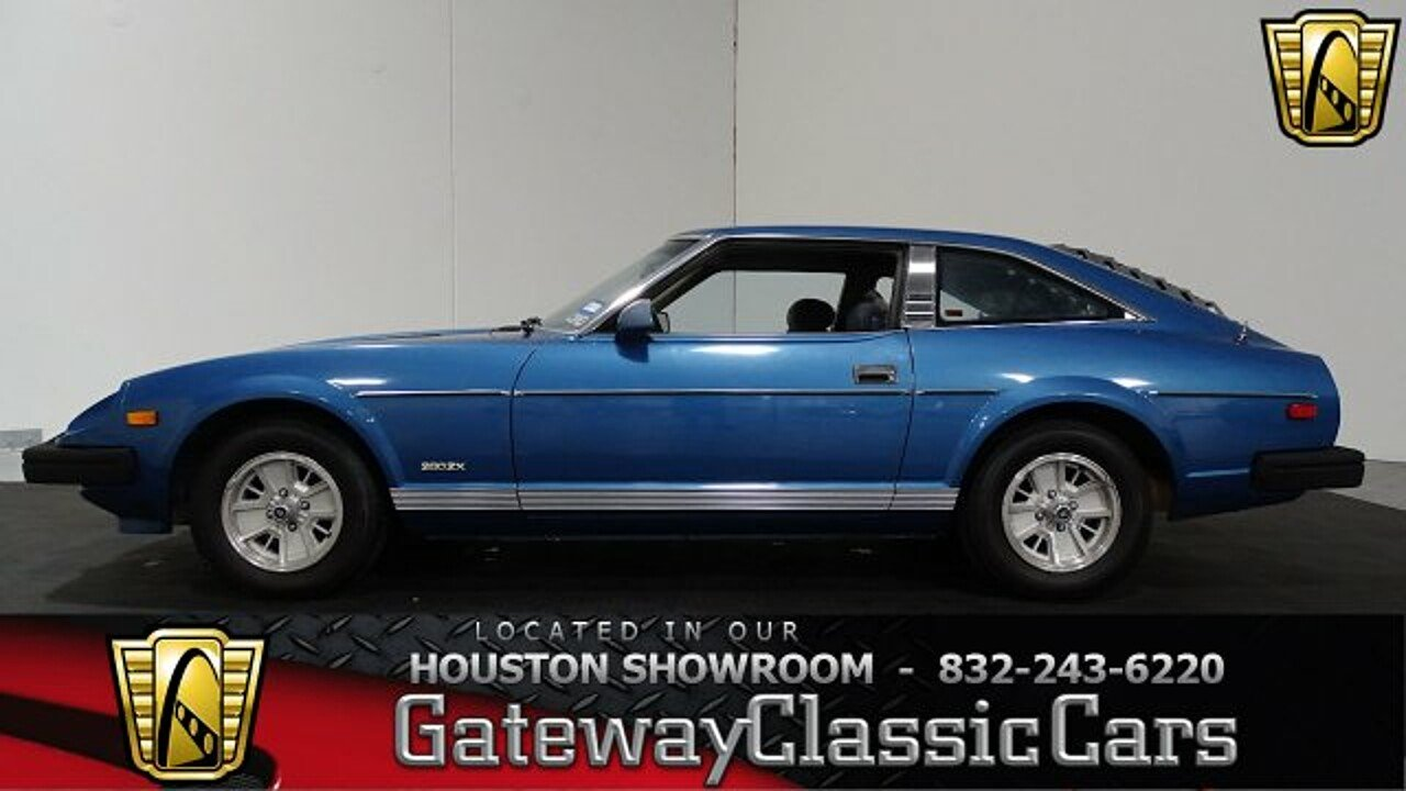 1981 Datsun 280ZX 2+2 for sale 100929669
