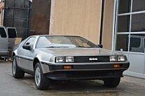 1981 DeLorean DMC-12 for sale 100020810