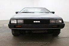 1981 DeLorean DMC-12 for sale 100785867