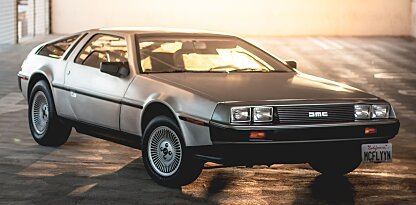 1981 DeLorean DMC-12 for sale 100812270