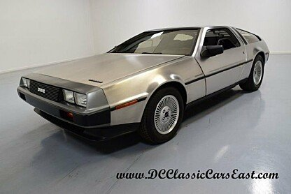 1981 DeLorean DMC-12 for sale 100830383