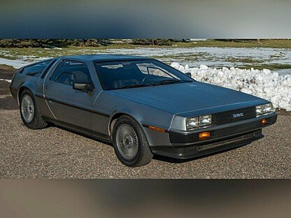 1981 DeLorean DMC-12 for sale 100845203