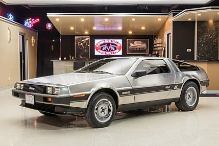1981 DeLorean DMC-12 for sale 100845804