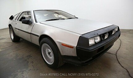 1981 DeLorean DMC-12 for sale 100848343
