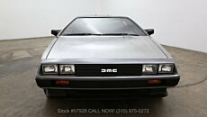 1981 DeLorean DMC-12 for sale 100849111
