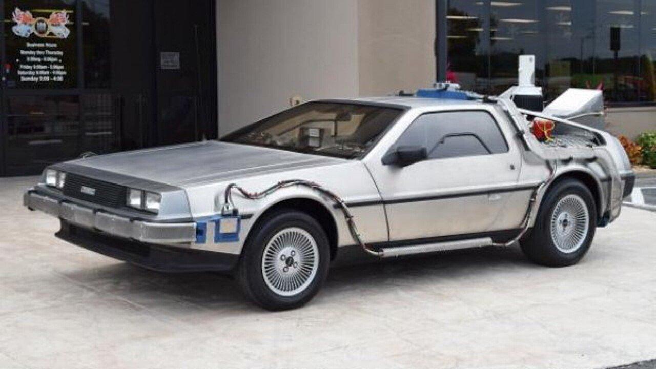 DeLorean DMC-12 Classics for Sale - Classics on Autotrader