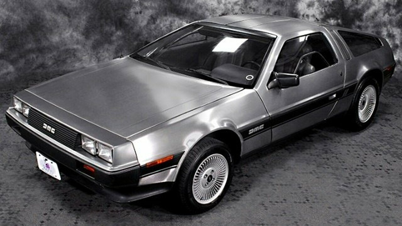 1981 DeLorean DMC-12 for sale 101013411